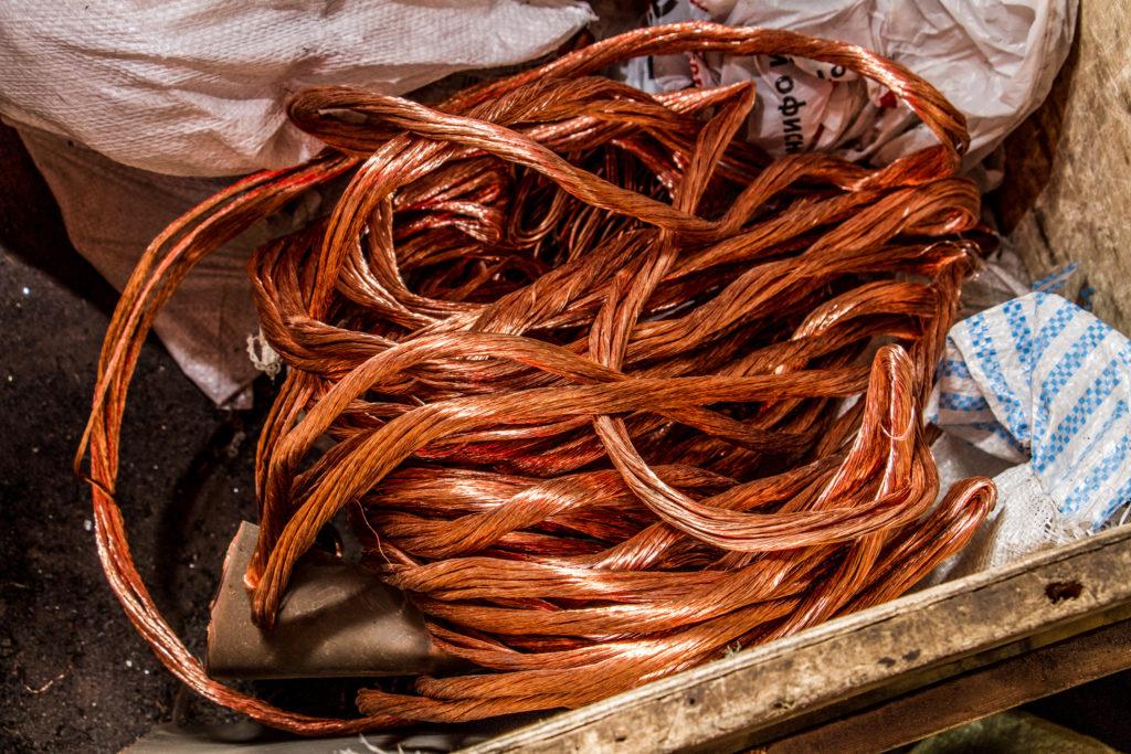 Купим медь и медный кабель